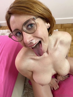Mom Cum In Mouth Porn