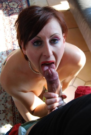 Mom Tongue Porn